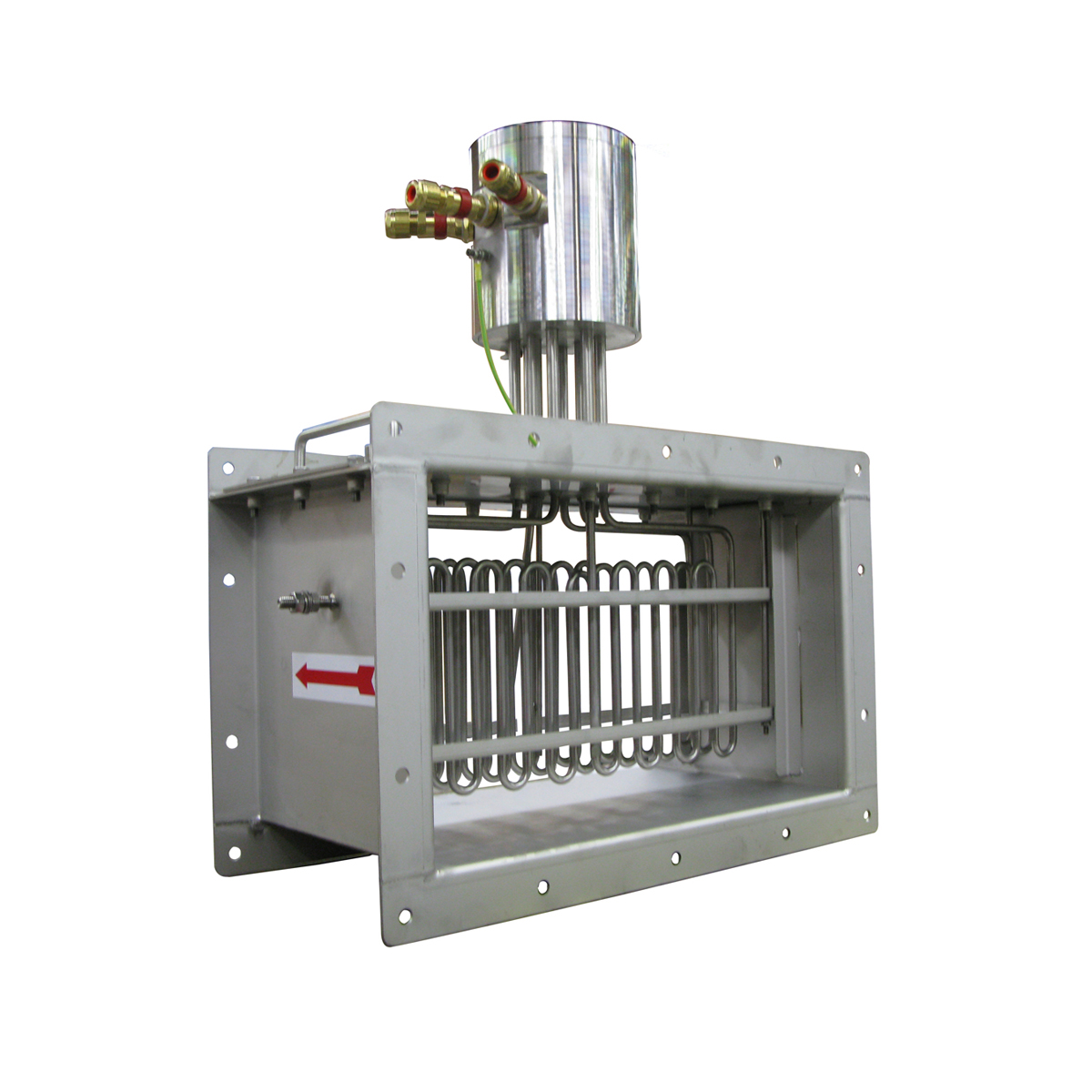 Explosion Proof Air Duct Heaters Sinusjevi